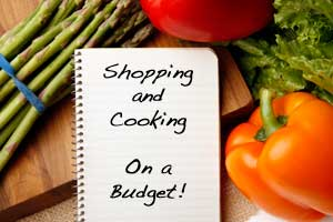 Smart Shopping and Cooking on a Budget