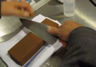 Erik Blauberg: How to Sharpen a Knife Like an Expert